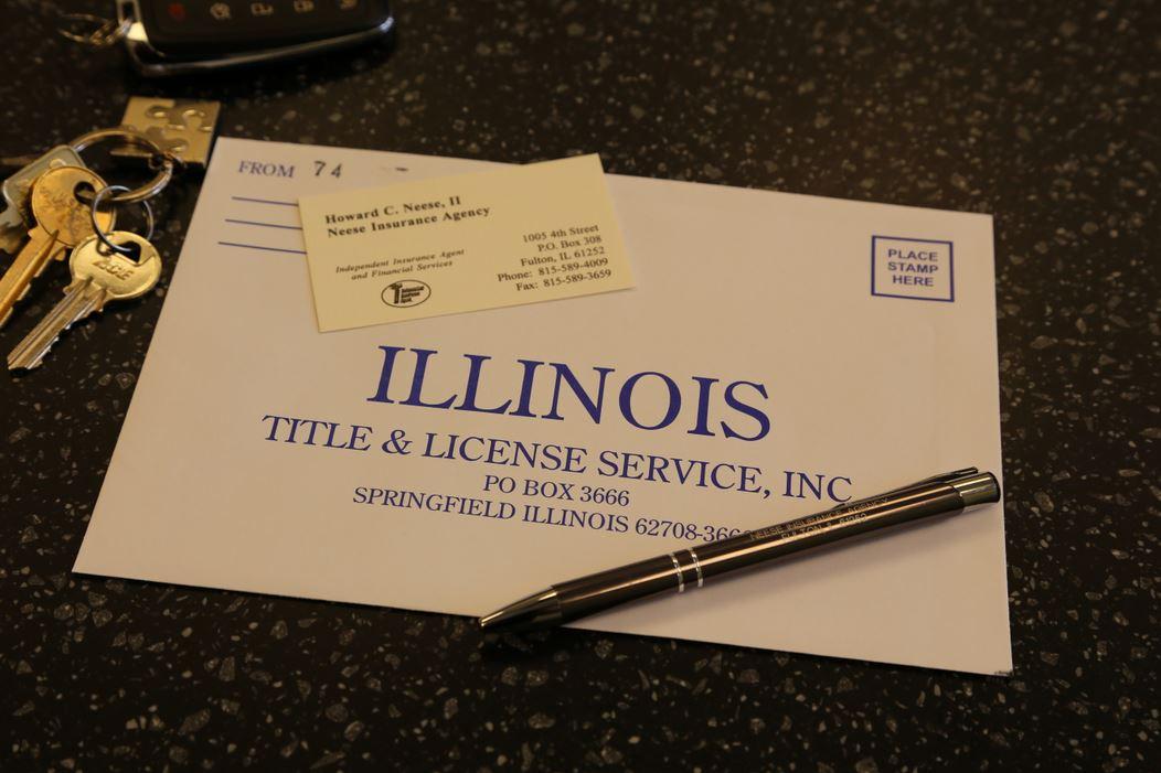 Illinois Vehicle Registration - Neese Insurance Agency